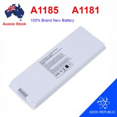 """Battery A1185 for Apple MacBook 13"""" inch A1181 MA561 MA566"""