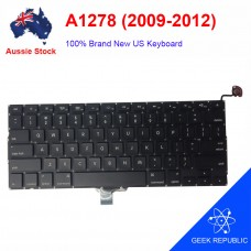 NEW US Keyboard for Apple MacBook A1278 2009 2010 2011 2012