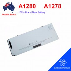 Battery A1280 for Apple MacBook Pro 13 inch Aluminium Unibody A1278 2008