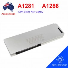 "Battery A1281 for APPLE MacBook Pro 15"" Aluminum Unibody A1286 2008 MB772LL/A AU"