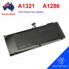 "Battery A1321 For Apple MacBook Pro 15"" A1286 (Mid-2009 2010 Version) AU"