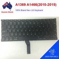 NEW US Keyboard for Apple MacBook A1369 A1466 2010 2011 2012 2013 2014 2015