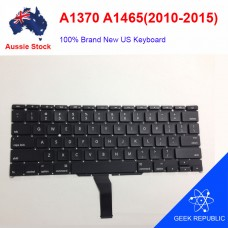 NEW US Keyboard for Apple MacBook A1370 A1465 2010 2011 2012 2013 2014 2015