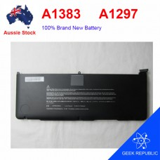 "Battery A1383 For Macbook Pro 17"" A1297 2011 Version"