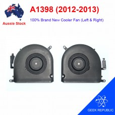 NEW Cooler Fan for Apple MacBook A1398 2012 2013