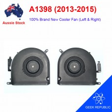 NEW Cooler Fan for Apple MacBook A1398 2013 2014 2015