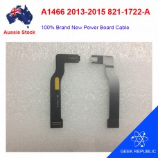 NEW Power Jack Board Cable for Apple MacBook A1466 2013 2014 2015 821-1722-A