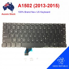 NEW US Keyboard for Apple MacBook A1502 2013 2014 2015