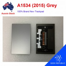 NEW Trackpad for Apple MacBook A1534 2015 Grey