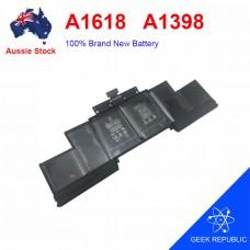 """Battery A1618 11.36V 99.5Wh for Macbook Pro Retina 15"""" A1398 2015"""