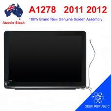 """Grade AAA New Genuine Screen Display Assembly for MacBook Pro 13""""  A1278 2011 2012"""
