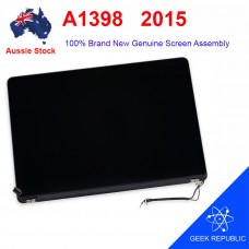 "Grade AAA Genuine Screen Display Assembly for MacBook Pro 15.4"" A1398 2015"