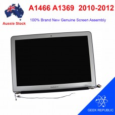 "Grade AAA Genuine Screen Display Assembly for MacBook Air 13"" A1466 A1369 2010 2011 2012"